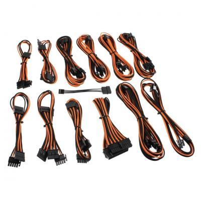 Cablemod ModFlex - Zwart, Oranje