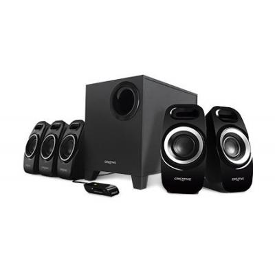 Creative labs home stereo set: Inspire T6300 - Zwart