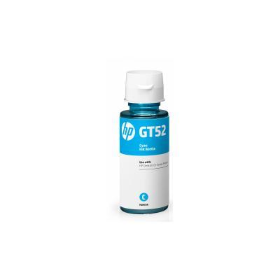 Hp inkt: GT52 eredeti ciánkéktinta-tartály - Blauw