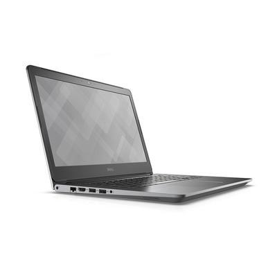 Dell laptop: Vostro 5468 - Grijs, Zilver
