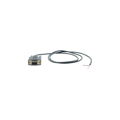 Kramer Electronics RS–232 to Open End Control Cable Seriele kabel - Grijs