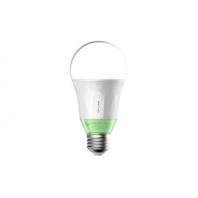 Tp-link personal wireless lighting: Wi-Fi 802.11 b/g/n, 2.4 GHz, E26, LED, 105 g, 800 lm, 11 W, 2700 K, 120 V, 60 Hz - .....