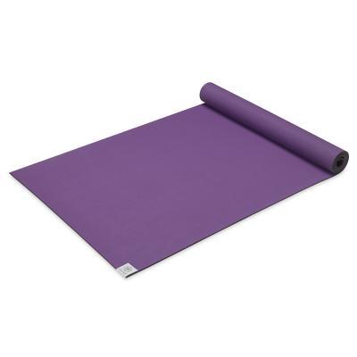 Gaiam fitness, gymnastiek & gewichtstraining: Studio Select Power Grip - Yogamat - 4mm - Paars