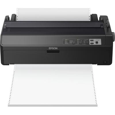 Epson LQ-2090IIN Dot matrix-printer - Zwart