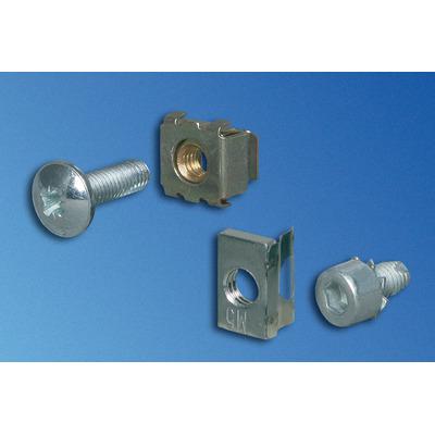 Vertiv Hardware mount kit formez m5/2 rack Rack toebehoren - Zilver