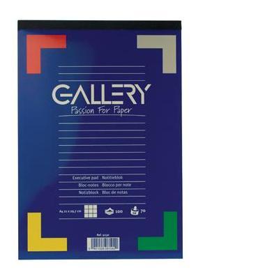 Gallery bedrijfsformulier: NOTABLOK A4 70G 100V Q5