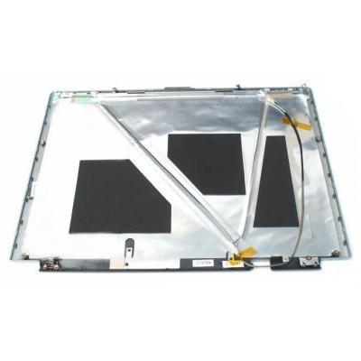 Acer notebook reserve-onderdeel: LCD Cover W Antenna Black - Zwart