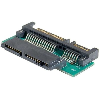 Connect 146310 Kabel adapter - Zwart, Groen