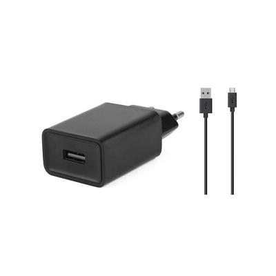 CoreParts 12W USB Power Adapter Oplader - Zwart
