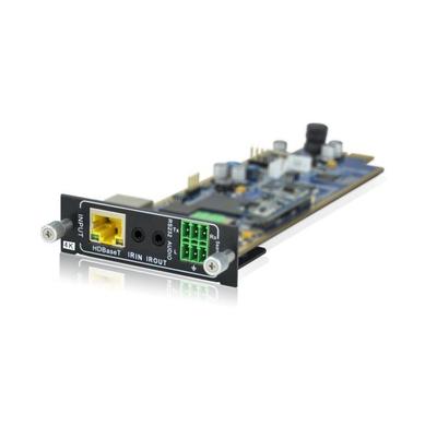 Vivolink Seamless 4K HDBaseT & Analog Input Card Geluidskaart - Zwart - Open Box