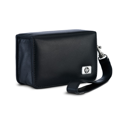 HP Housse en cuir Premium pour appareil photo Photosmart Cameratas - Zwart