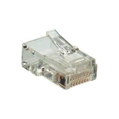 Microconnect RJ11 modular 6P-4C Plug Kabel connector