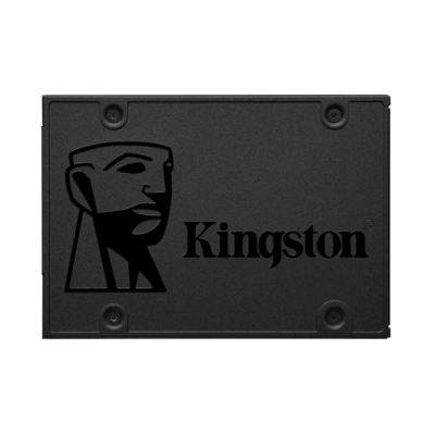 Kingston Technology A400 SSD - Zwart
