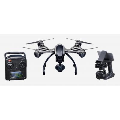 Yuneec drone: Typhoon 4K - Zwart
