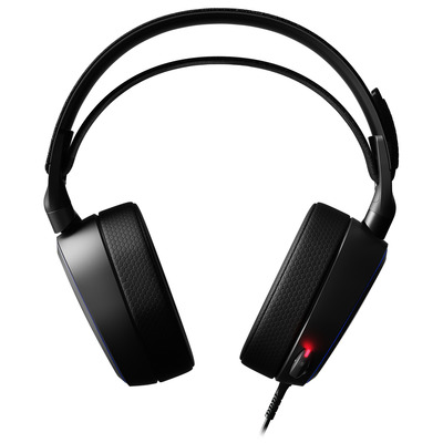 Steelseries Arctis Pro + GameDAC headset - Zwart