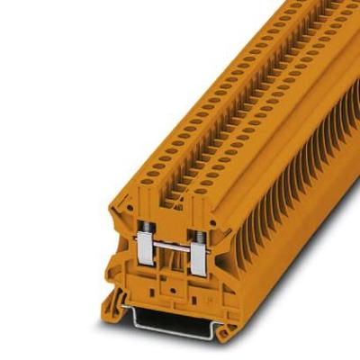 Phoenix Contact Aansluitklem - UT 2,5 OG Elektrische aansluitklem - Oranje