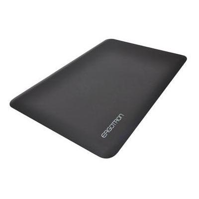 Ergotron mat: WorkFit Floor Mat - Zwart