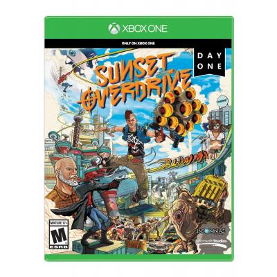 Microsoft game: Sunset Overdrive Day One, Xbox One