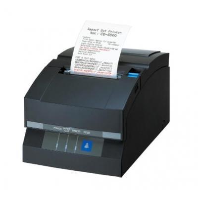 Citizen CD-S500 Pos bonprinter - Zwart
