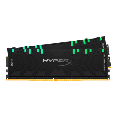 HyperX 16GB (2 x 8GB), DDR4, 2933 MHz, CL15, 288-pin, DIMM RAM-geheugen