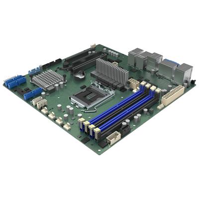 Intel ® Server Board M10JNP2SB, Disti 5 pack Moederbord