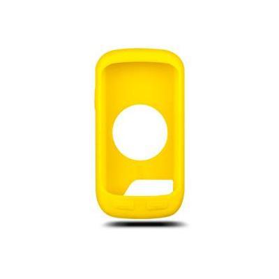 Garmin Silicone Cases (Edge 1000) Navigator case - Geel