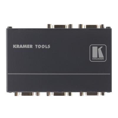 Kramer Electronics Kramer VP-400K Distr. Versterker Video-lijnaccessoire - Grijs