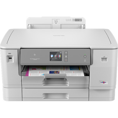 Brother HL-J6000DW. 35/27 ppm. 1200x4800dpi. 512MB. 6.8cm LCD touch. duplex A3 print. 250 vel. 2e lade voor 250 .....