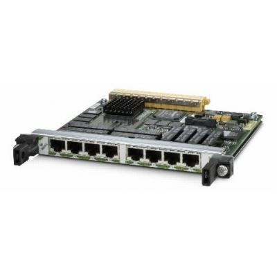 Cisco netwerkkaart: 4 Port Fast Ethernet - Zilver (Refurbished LG)