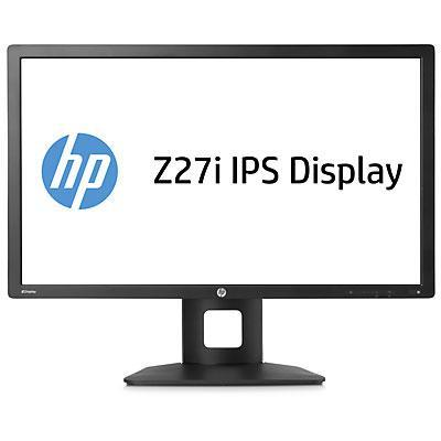 HP monitor: Z27i - Zwart (Approved Selection One Refurbished)