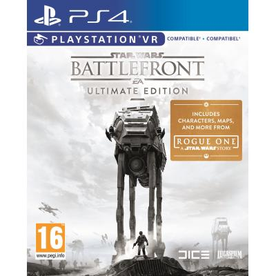 Electronic arts game: Star Wars, Battlefront (Ultimate Edition)  PS4