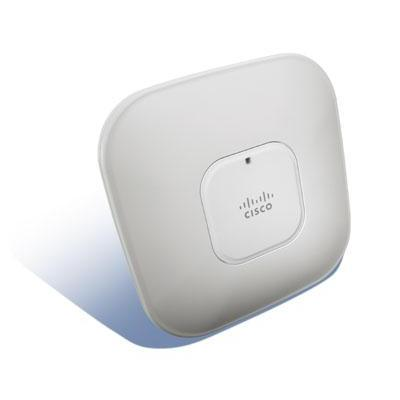 Cisco access point: 802.11a/g/n Fixed Unified AP; Int Ant; ETSI Cfg (Open Box)