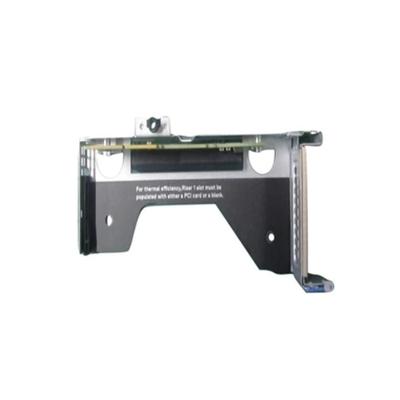 DELL Riser Config 3, 2 x 16 LP, PCI-E Interfaceadapter - Zwart,Metallic