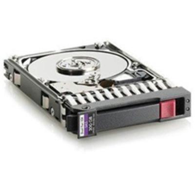 Hewlett Packard Enterprise 300GB 6G SAS SFF Interne harde schijf