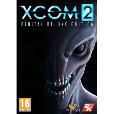 2k game: XCOM 2 Digital Deluxe Edtion PC