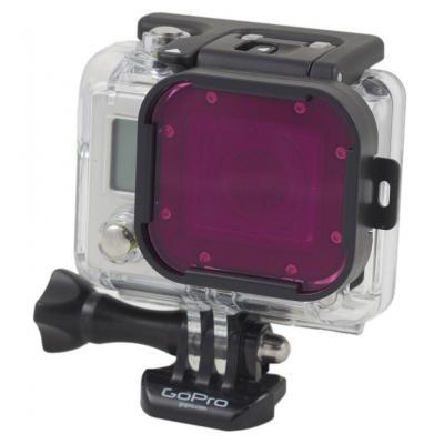 Polar pro filters camera filter: GoPro Magenta Filter - Violet