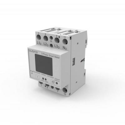 Z-Wave elektrische meter: Qubino 3-Phas - Wit
