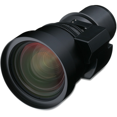 Epson ELPLW04 Projectielens - Zwart
