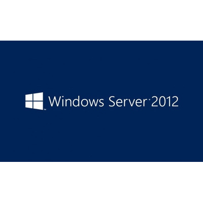 IBM Windows Server 2012, ROK, OEM, 5u, ML Besturingssysteem