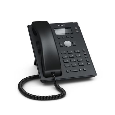 Snom D120 IP telefoon - Zwart