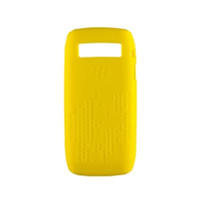 BlackBerry Embossed Skin, Yellow, Tub 53 Mobile phone case - Geel