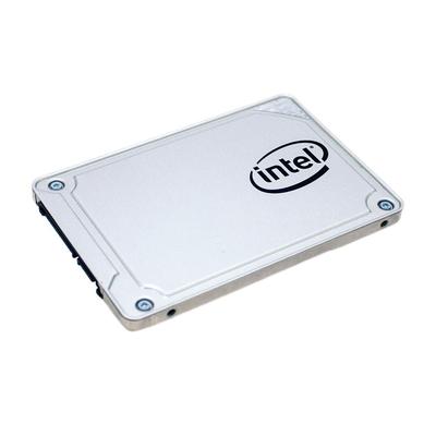 Intel 545s Series (256GB, 2.5in SATA 6Gb/s, 3D2, TLC) SSD - Zilver
