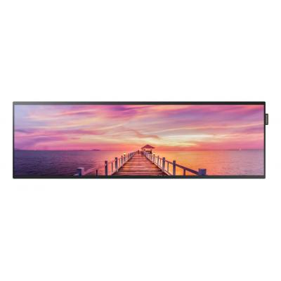 Samsung public display: Stretch Display SHF 37 inch - Zwart