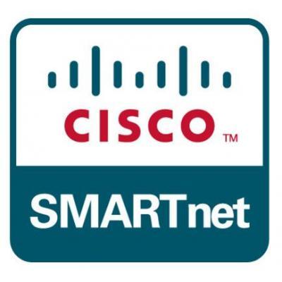 Cisco CON-OSP-AS5X8T1 aanvullende garantie