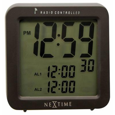 NeXtime 5201ZW Mantel/tafel klok