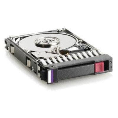 HP 250GB 10000 rpm FC FATA Interne harde schijf