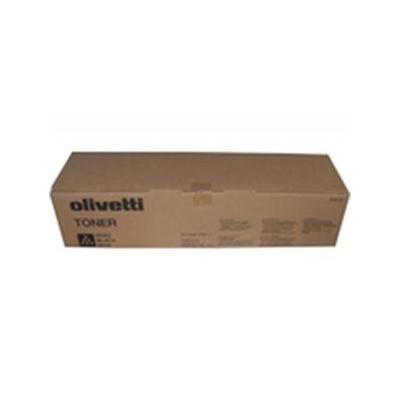 Olivetti 15.000pages black Toner - Zwart