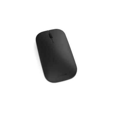 Microsoft computermuis: Designer Bluetooth Mouse - Zwart