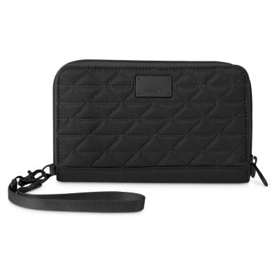 Pacsafe portemonnee: RFIDsafe W200 - Zwart