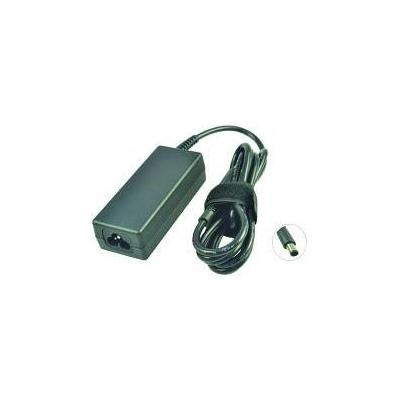 2-power netvoeding: AC Adapter 19.5V 2.31A 45W w/ Power Cable for HP ProBook 450 G2 - Zwart